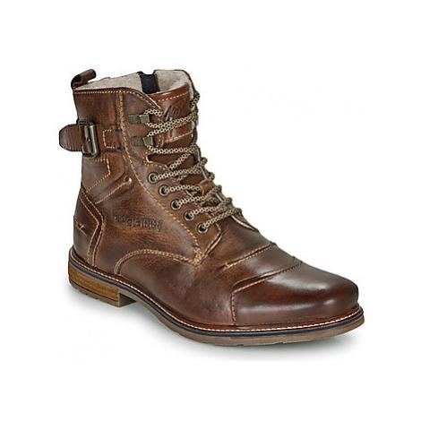 Bugatti MOUNIO men's Mid Boots in Brown