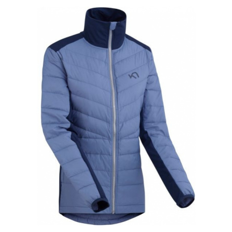 KARI TRAA EVA HYBRID blue - Women's winter jacket