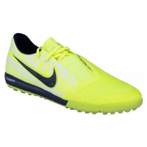 Nike ZOOM PHANTOM VENOM PRO TF light green - Men's turf football boots