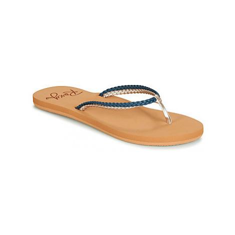 Roxy COSTAS J SNDL NVY women's Flip flops / Sandals (Shoes) in Blue