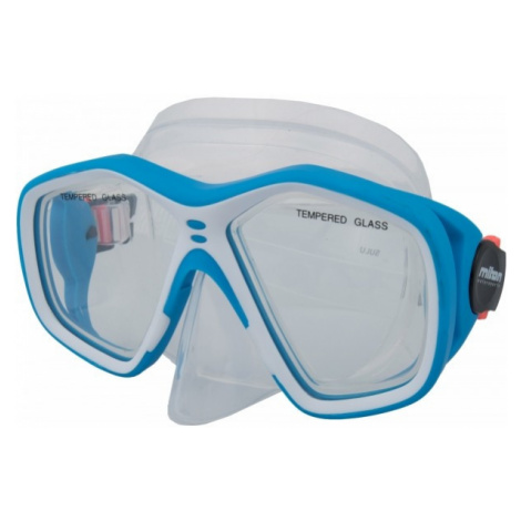 Blue equipment for water sports