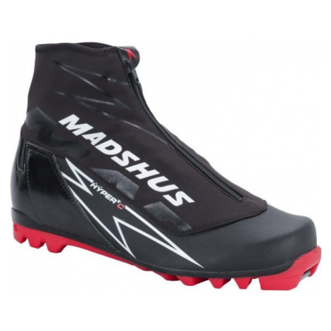 Madshus HYPER C - Nordic ski boots for classic style