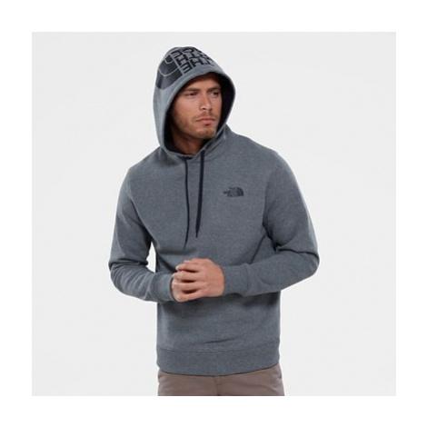 The North Face Men's Seasonal Drew Peak Hoodie Tnf Medium Grey Heather/tnf Black