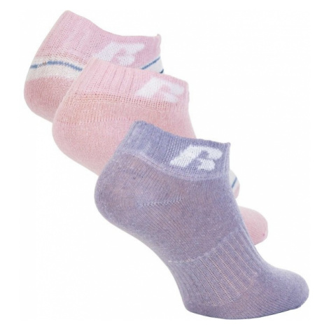 Russell Athletic KIDS ANKLE SOCK 3 PAIR pink - Children's Socks