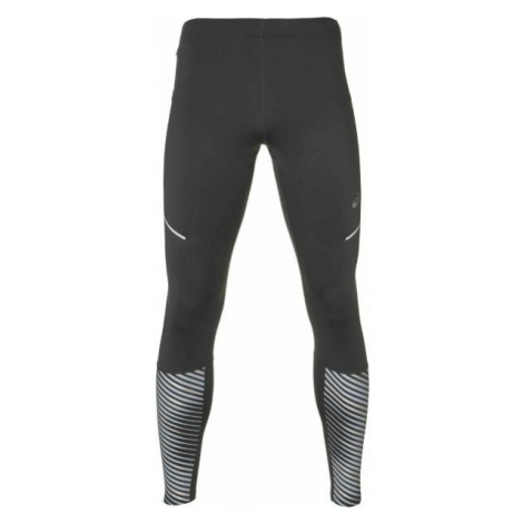 Asics LITE-SHOW 2 WINTER TIGHT black - Men's sports tights