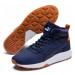 Puma ST ACTIVATE MID WTR dark blue - Men's winter shoes