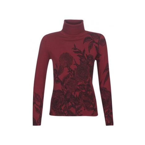 Desigual GARDEN women's Sweater in Red