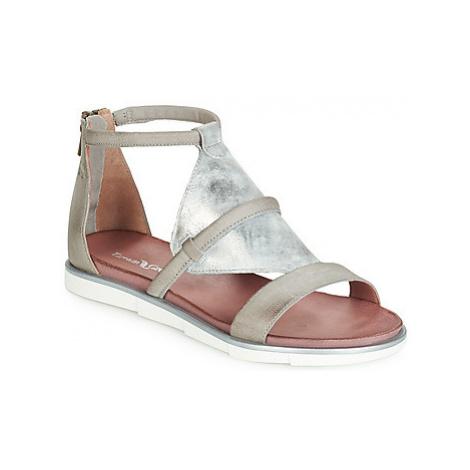 Dream in Green JECCO women's Sandals in Silver