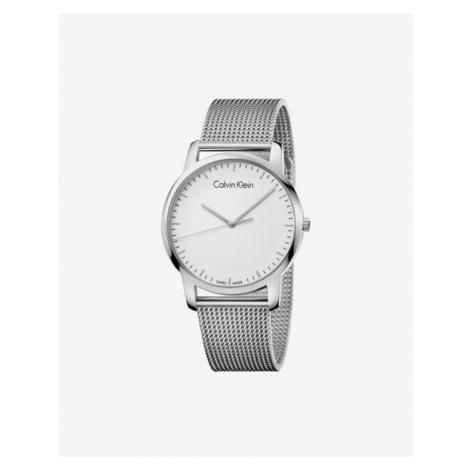 Calvin Klein City Watches Silver
