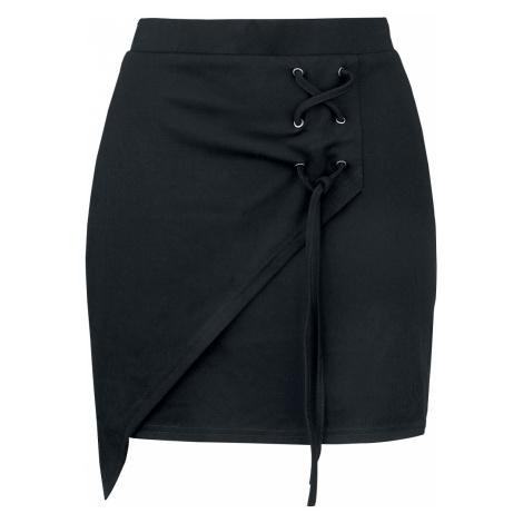 Black Premium by EMP - Asymmetric - Skirt - black