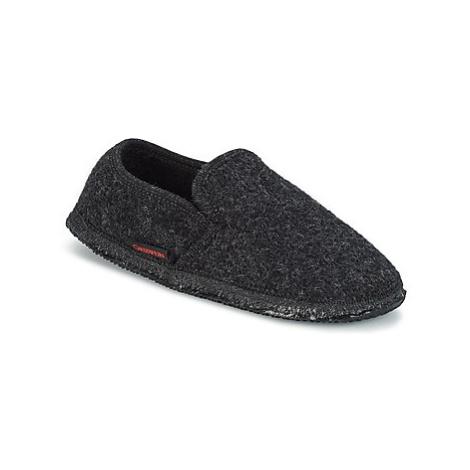 Giesswein NIEDERTHAL men's Slippers in Black