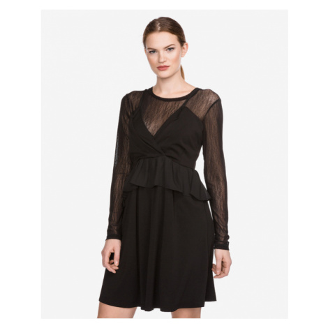 Silvian Heach Malmaison Dress Black