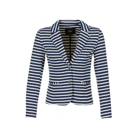 Only ARIEL women's Jacket in Blue