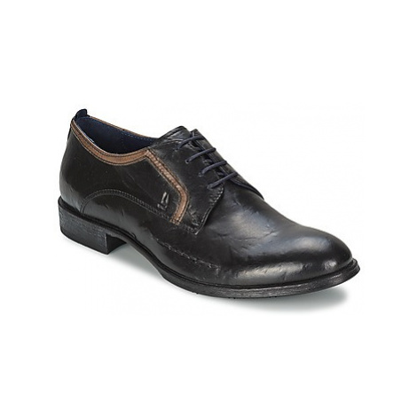 Azzaro STEOR men's Casual Shoes in Black