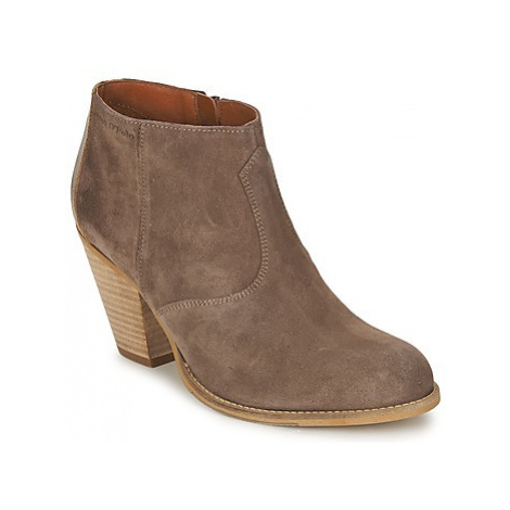 Marc O'Polo - women's Low Ankle Boots in Brown