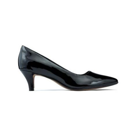 Clarks Rosalyn Belle women's Court Shoes in Black