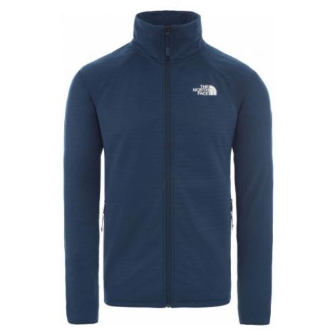 The North Face MEN'S ECHO ROCK FULL ZIP JACKET dark blue - Men's jacket