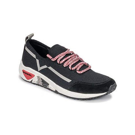 Diesel S-KBY women's Shoes (Trainers) in Black