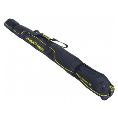 Fischer XC PERFORMANCE 3 páry 210 cm black - Nordic ski bag