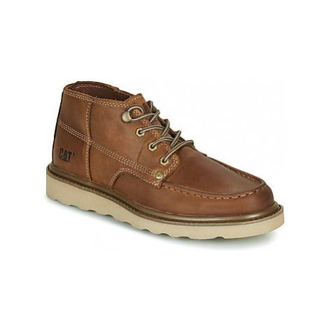 Caterpillar LARSEN men's Mid Boots in Brown