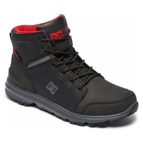 shoes DC Torstein - XKSR/Black/Gray/Red - men´s