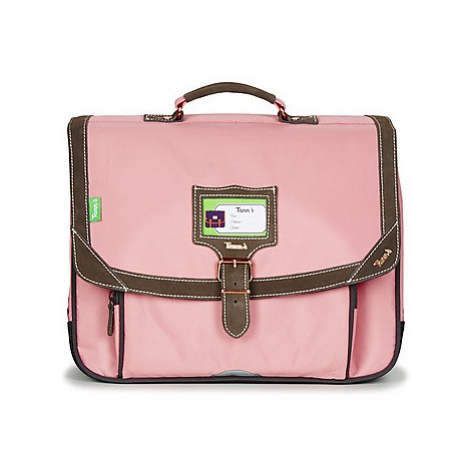 Tann's LES CHICS FILLES / BLUSH girls's Briefcase in Pink