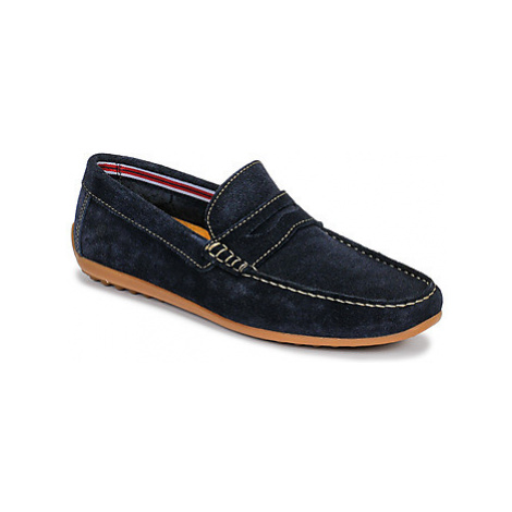 Casual Attitude IMOPO men's Loafers / Casual Shoes in Blue