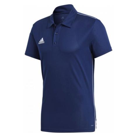 adidas CORE18 POLO dark blue - Polo shirt