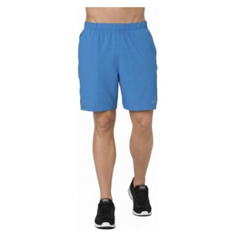 Asics 7IN SHORT blue - Men's running shorts