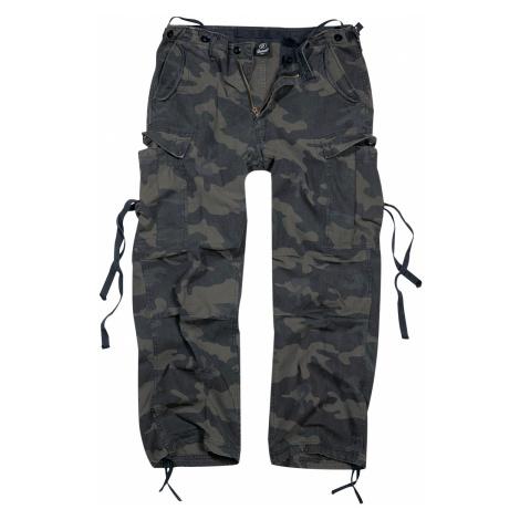 Brandit - M65 Vintage Trousers - Pants - dark camo