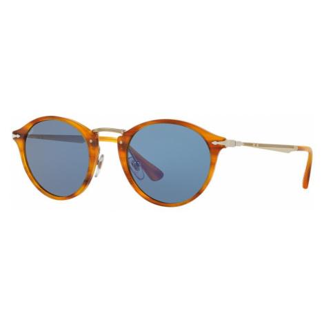 Persol Man PO3166S - Frame color: Tortoise, Lens color: Blue, Size 51-22/145