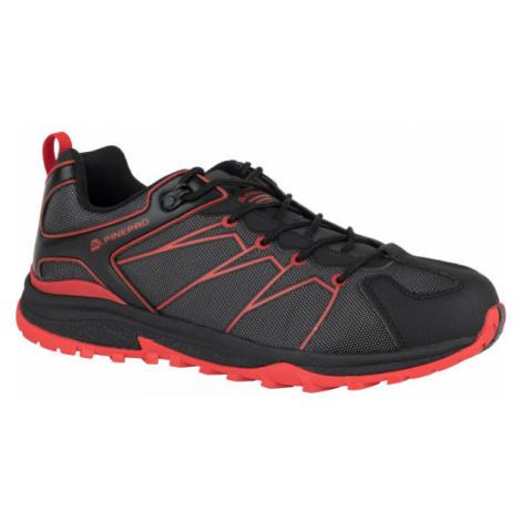 ALPINE PRO MARC black - Men's sports shoes