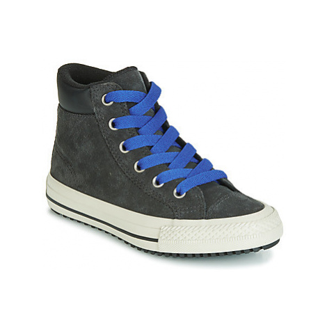 Converse CHUCK TAYLOR ALL STAR PC BOOT BOOTS ON MARS SUEDE HI girls's Children's Shoes (High-top