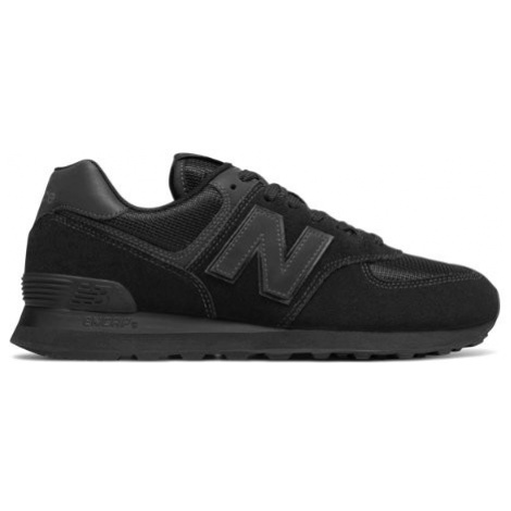 New Balance 574 Core Shoes - Blackout