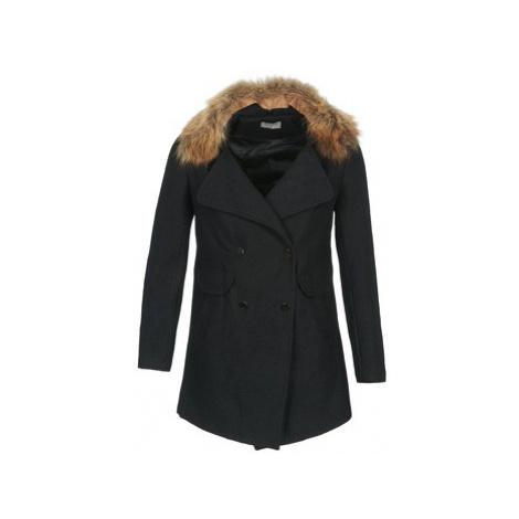 Betty London DEFIA women's Coat in Black