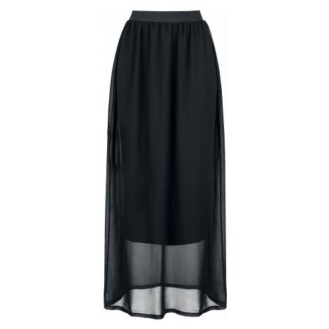 Outer Vision - Elia Skirt - Maxi skirt - black
