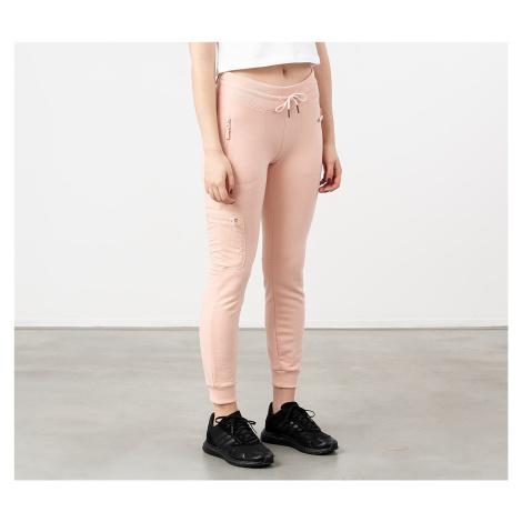 Pink women's sweatpants