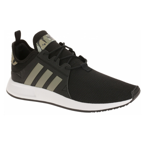 shoes adidas Originals X Plr - Core Black/Ash Silver/White - men´s