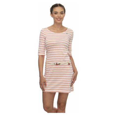 dress Ragwear Tamy B Organic - 4049/Peach - women´s