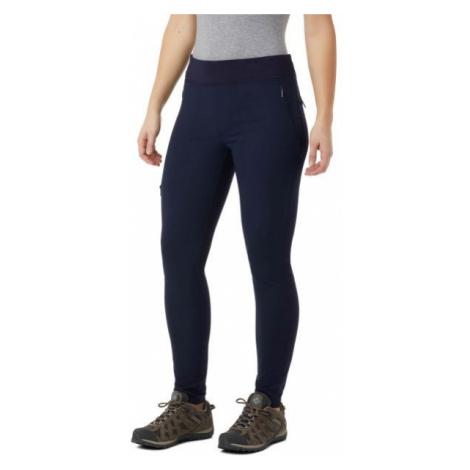 Columbia ROFFE RIDGE TRAIL PANT dark blue - Women's outdoor pants