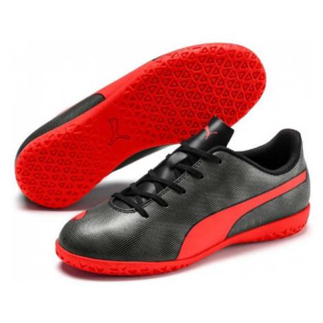 Puma RAPIDO IT JR black - Kids' indoor shoes