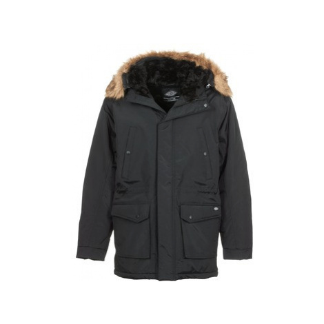 Dickies CURTIS men's Parka in Black