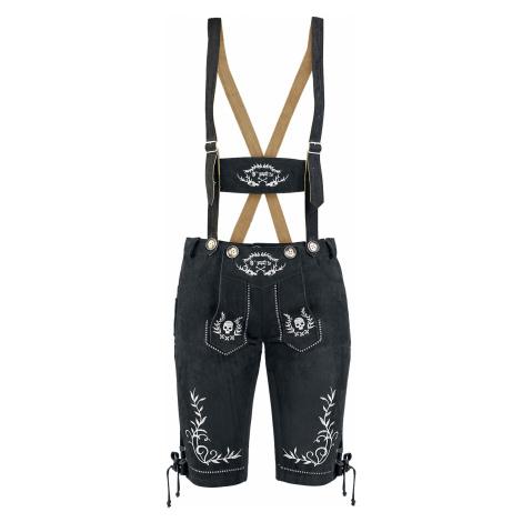 EMP - Calla - Girls shorts - black