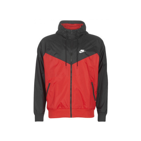 Nike M NSW HE WR JKT HD men's in Red