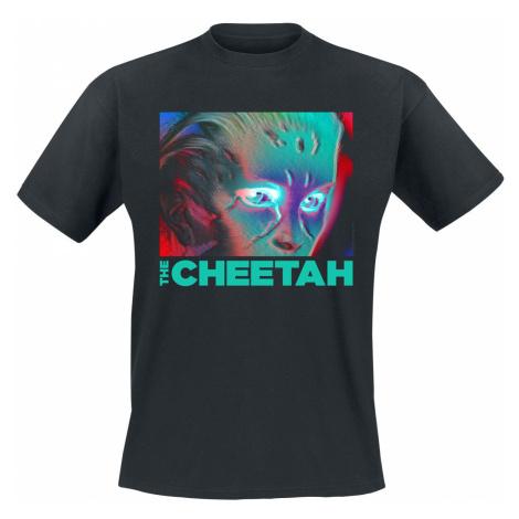 Wonder Woman 1984 - The Cheetah Face T-Shirt black