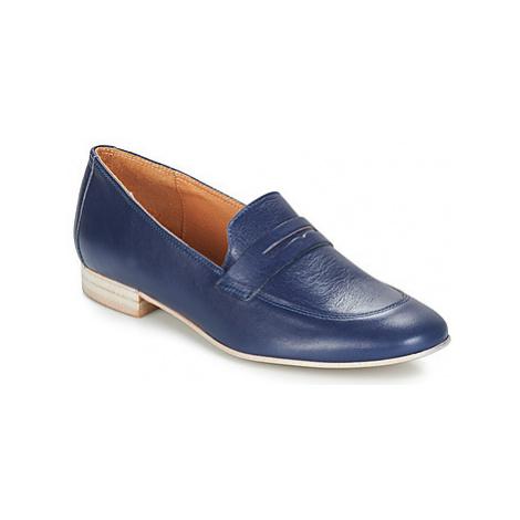 Karston JOCEL women's Loafers / Casual Shoes in Blue
