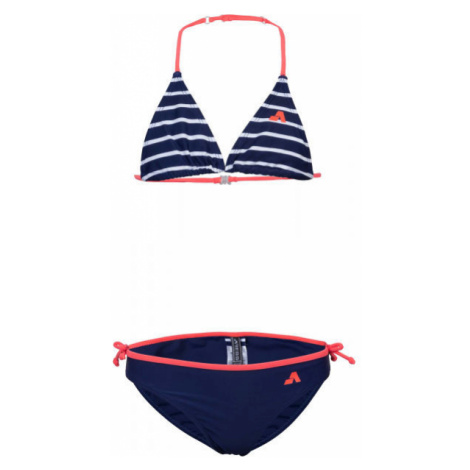Aress SABINA blue - Girls' two-piece swimsuit