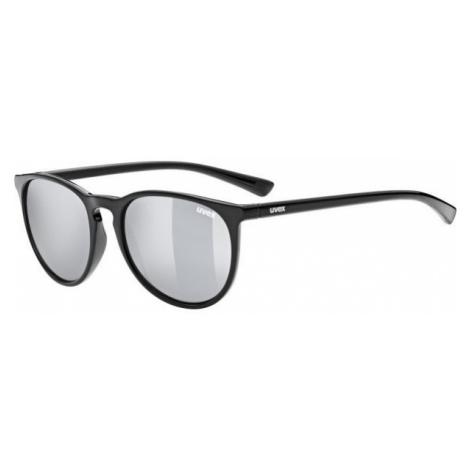 Uvex LGL 43 black - Lifestyle sunglasses