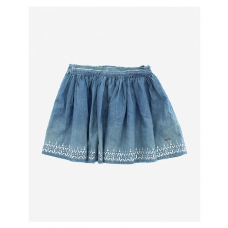 Pepe Jeans Girl Skirt Blue