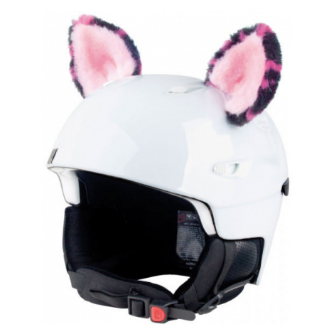 Crazy Ears PINK CAT black - Stick-On Ears - Crazy Ears
